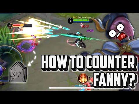 ASSASSIN WARS - GUSION VS FANNY - FANNY AFKS!!!