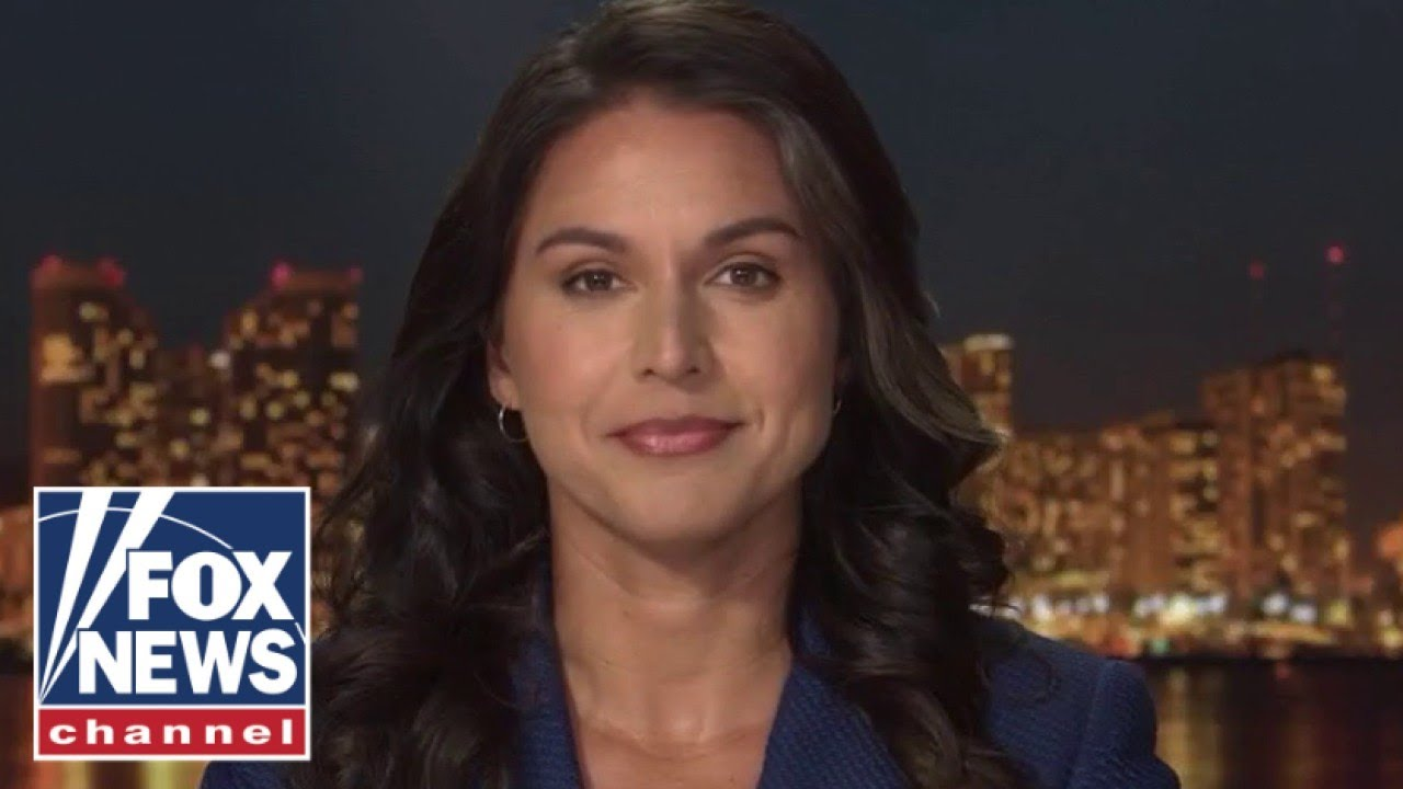 Tulsi Gabbard slams surveillance push by leadership as 'treacherous'