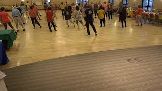 AMARILLO BY MORNING Country Line Dance   Ira Weisburd   2018 ORLANDO FLORIDA WORKSHOP