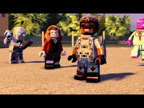 LEGO Marvel's Avengers | Open World Trailer