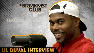 Lil Duval Interview at The Breakfast Club Power 105.1 (04/08/2016)