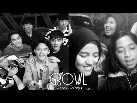 EXO - Growl (Live Cover) [LOST IN TUNES]