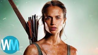 Is Alicia Vikander The Better Lara Croft? Tomb Raider (2018) Review! - Mojo @ The Movies