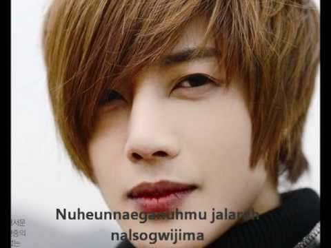 Kim Hyun Joong - Please Be Nice To Me (new version) Audio & Picture Slideshow