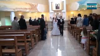 Wioleta i Sebastian - skrót wesela