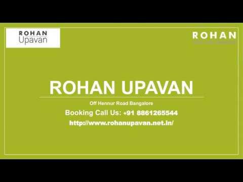 Rohan Upavan Residential Apartment Bangalore