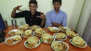 14 Plate Chole Kulche Competition | Chole Kulcha Eating Challenge | Food Challenge India