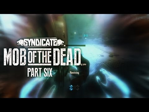 Black Ops 2 Zombies 'Mob Of The Dead' *Afterlife Aggravation! Gameplay Live W/Syndicate (Part 6) - Smashpipe Games