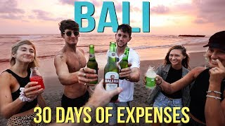 HOW MUCH does BALI COST? Digital Nomad Lifestyle