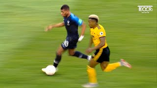 Epic Speed in Football