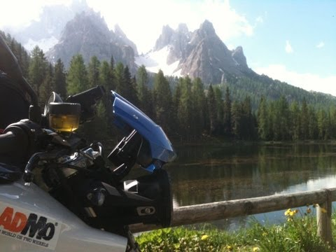 Explore The Alps on Motorcycle
