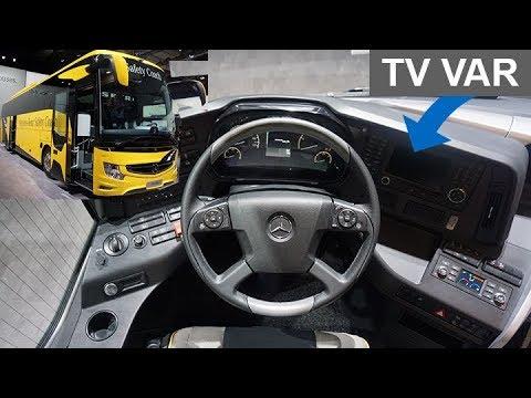 Ultra Lüks Avrupalı Mercedes New Tourismo (2019) English Subtitles