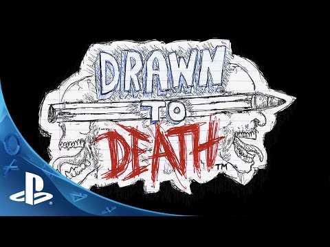 Drawn to Death Video Screenshot 2