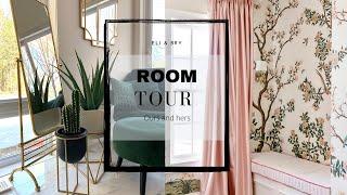 OUR ROOM TOUR + BABY ROOM TOUR - Eli&Bry