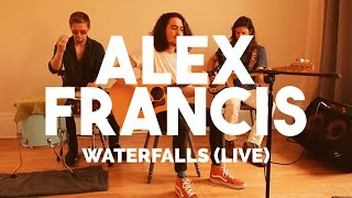 Alex Francis - 'Waterfalls' (TLC Cover) Live