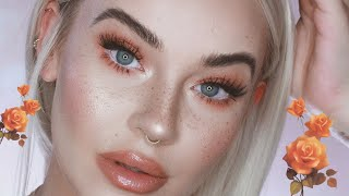 easy summer time glam makeup tutorial