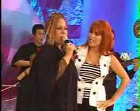 Lucia de la Cruz,yo perdi el corazon, mentira