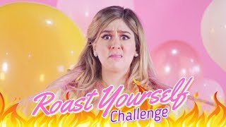 ROAST YOURSELF CHALLENGE ALL ABOUT THAT BASS (PARODIA) | MIS PASTELITOS