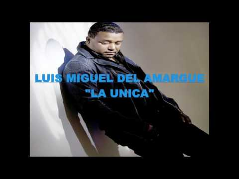 Luis Miguel Del Amargue - La Unica