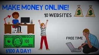 10 Ways To Make Money Online (2019)