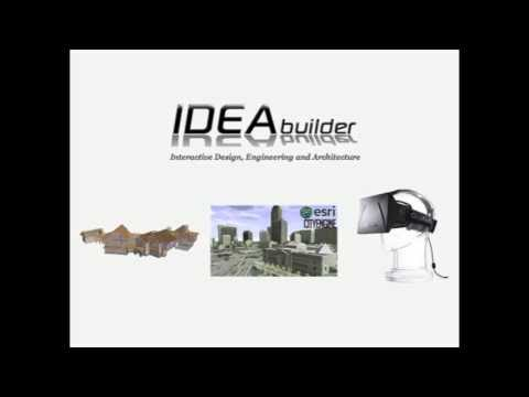 IDEAbuilder - Digital Fabrication and Smart 3D City Models in Virtual Reality