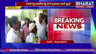 Shock to minister, Somireddy; nephew joining YSRCP..