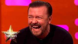 /ricky gervais39 funniest moments on the graham norton show