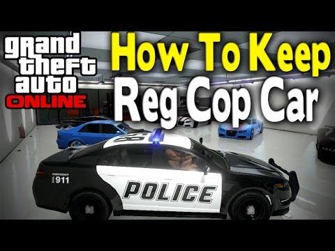 GTA Online - HOW TO KEEP REGULAR