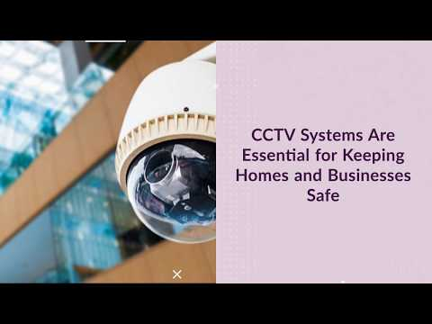 CCTV Systems Installation in Toronto