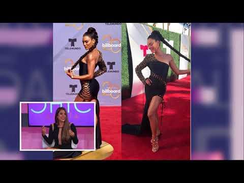 Mejores y peores vestidos de los premios Billboard 2018 #CHICALDIA 04/27/18 SEG 3