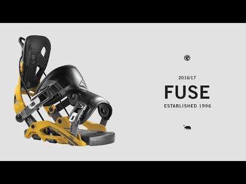 Flow Fuse Snowboard Bindings - 2020