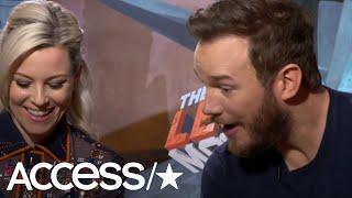 Chris Pratt Reacts To Fiancée Katherine Schwarzenegger Predicting Their Romance Back in 2017