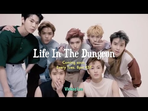 NCT U ON CRACK: Life In The Dungeon