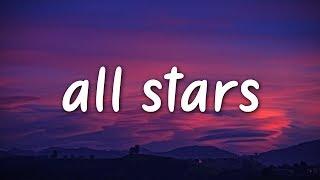 Martin Solveig - All Stars (Lyrics / Lyric Video) (feat. ALMA) (Kepik Remix)