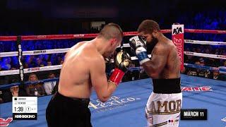 HBO Boxing's Best 2017: Lemieux vs. Stevens