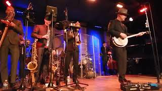 "Big Bad Voodoo Daddy ""Why Me!"" At City Winery NYC 3-25-19"
