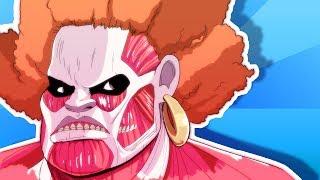 YO MAMA SO FAT! Attack on Titan