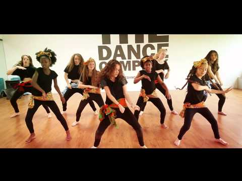 Yemi Alade - Johnny // choreography By Petit Afro