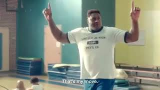 Shaq NEW Commercial as a MIDDLE SCHOOLER FUNNY 2018