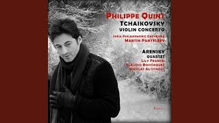 Violin Concerto in D Major, Op. 35: I. Allegro moderato