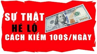 Cách Kiếm 100 USD Mỗi Ngày Của Các Pro   Duy MKT