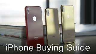 iPhone XR vs XS vs XS Max: iPhone Buying Guide
