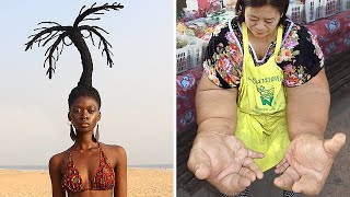 20 Women With Most Insane Features In The World