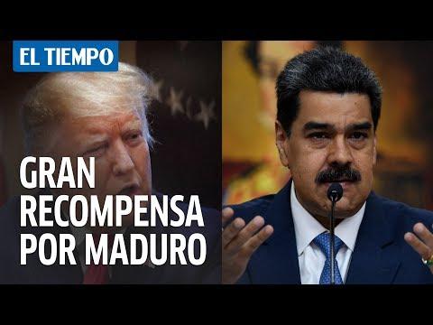 ¿Por qué es tan grave la acusación contra Maduro?