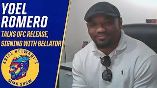 Yoel Romero calls UFC release 'unexpected', talks signing with Bellator   Ariel Helwani's MMA Show