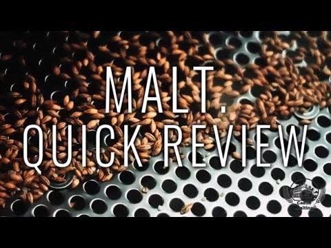 Malt flavour & Its Taste | Castle Malting