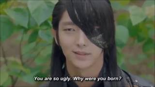 When Hae Soo sings for the Princes...