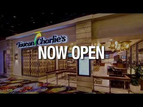 All-New Toucan Charlie's Buffet & Grille