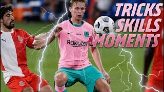 ⚡⚡ TOP SKILLS and MOMENTS from Barça v Girona