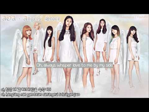 [HD] AOA - Love Is Only You [English Subs Romanization Hangul]